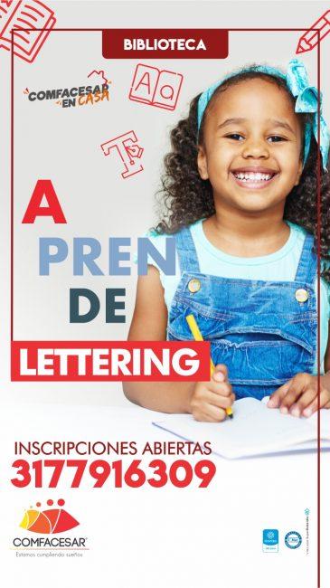 LetteringH